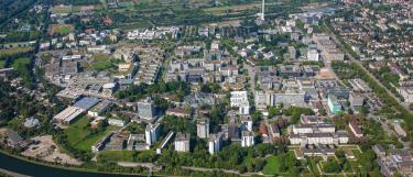 Luftaufnahme Im Neuenheimer Feld