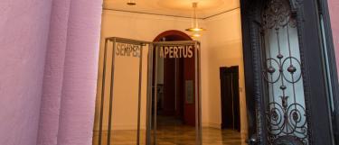 Entrance Old University