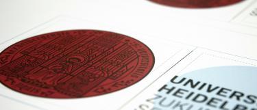 Titelseite Corporate Design-Handbuch