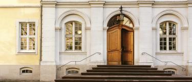Gebäude der Universitätsverwaltung, Carolinum