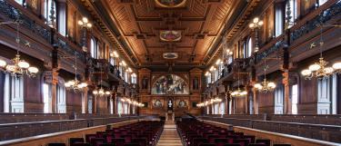 Alte Aula der Universität Heidelberg