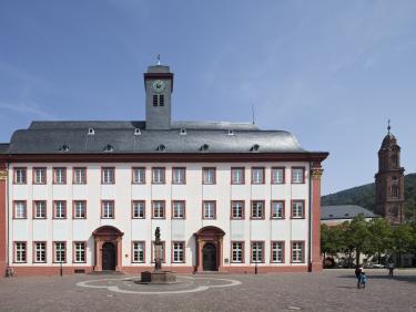 Alte Universität Frontalansicht