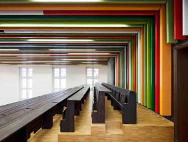Hörsaal 13, Neue Universität