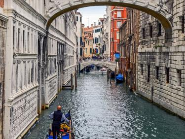 SGF Italienische Philologie / Italien im Kontakt - Seufzerbrücke, VEnedig