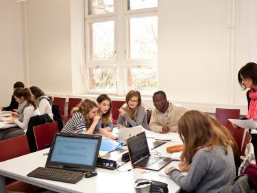 SGF Bildungswissenschaft mit dem Schwerpunkt Organisationsentwicklung