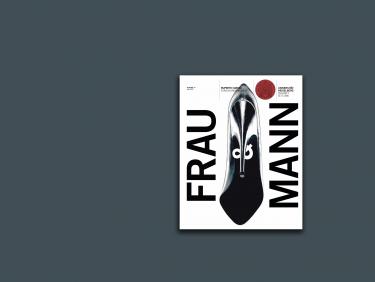 RuCa 10 FRAU & MANN Cover auf Farbfläche