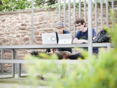 Barockgarten als neuer Lernort für Studierende nutzbar