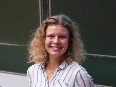2019 Dr Reuß Prize recipient