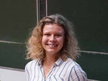 Dr. Reuß-Preisträgerin 2019