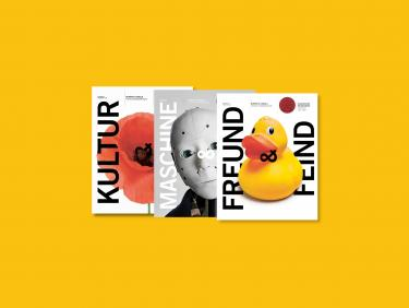 RuCa Cover 3 letzte Ausgaben