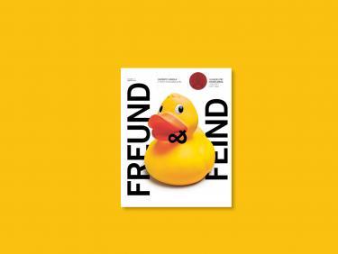 Ruca17 Freund & Feind Hero Landing Page